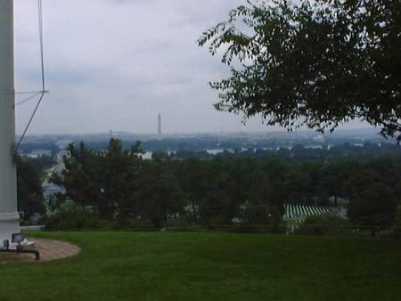 Vacation pictures of Washington D.C.